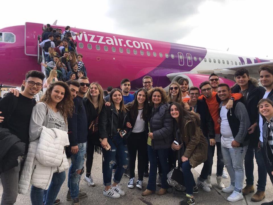 Viaggio d'Istruzione Classi Quinte a.s. 2016.17