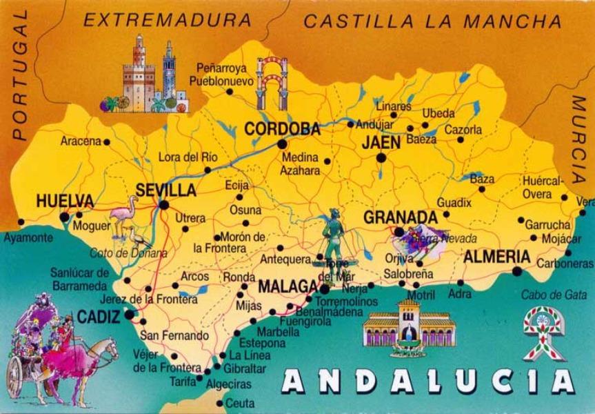 Viaggio d'Istruzione in Andalusia: aggiudicazio...